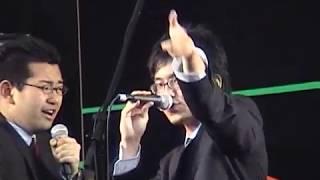 ナウい昭和の流行歌をアカペラで歌う「リストラーズ」です。 '2005年10月の工大祭2005での演奏の様子。 め組のひと(ラッツ&スター)を歌ってい...