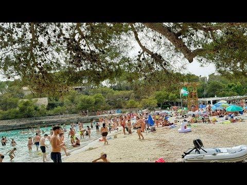 Cala Sa Barca Trencada, Cala Font De N'Alis,  Cala S'Amarador Mallorca