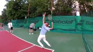 Школа большого тенниса Tennis Capital в Москве
