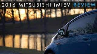 Review | 2016 Mitsubishi i-MiEV | Lost in Translation - RIP