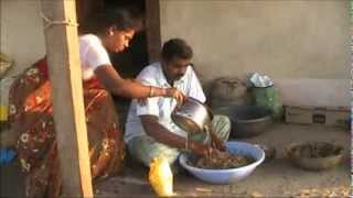 Home Made Cattle Feed Kannada Baif Karnataka