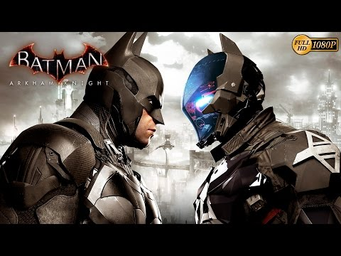 Batman Arkham Knight Pelicula Completa Español 1080p (Game Movie 2015)