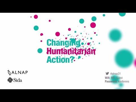 ALNAP's 31st Annual Meeting Keynote Presentation by John Mitchell