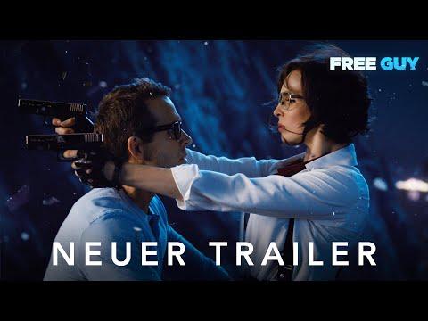 FREE GUY – Offizieller Trailer 2 (deutsch/german) | 20th Century Studios
