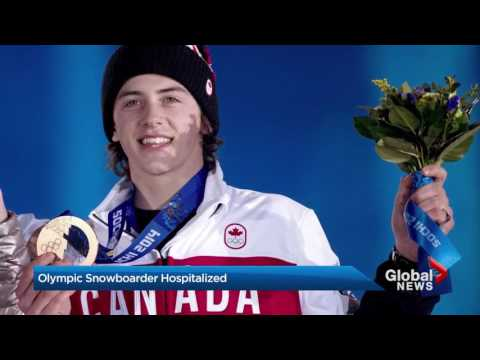 Olympic Medallist Mark McMorris Suffers Severe Injuries In Snowboard Accident