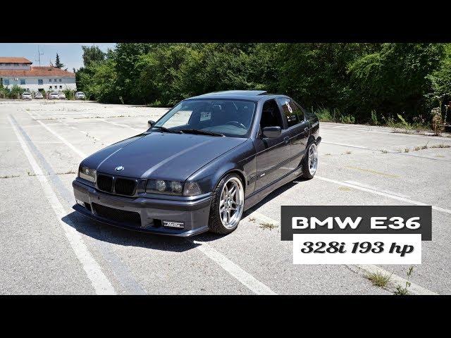 Test: BMW E36 - Kultni BMW, ali se E46 vozi 10x više, ZAŠTO?!