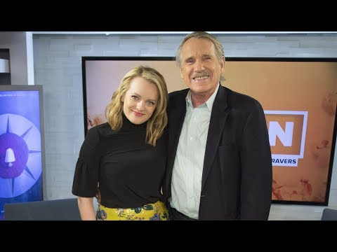 Elisabeth Moss on the making of 'The Handmaid's Tale'