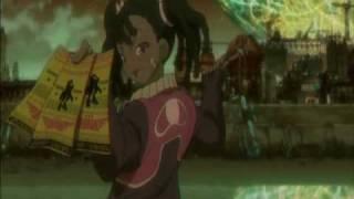 Basquash! - Miyuki Fanservice (Episode 1)