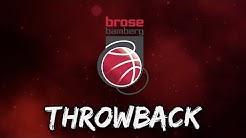 Brose Bamberg Throwback: Andrea Trinchieri und Anton Gavel