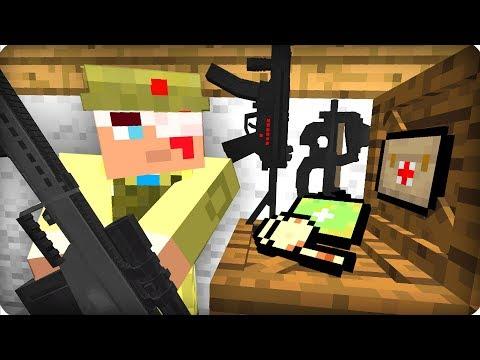 Нашли военный склад ФБР [ЧАСТЬ 40] Зомби апокалипсис в майнкрафт! - (Minecraft - Сериал)