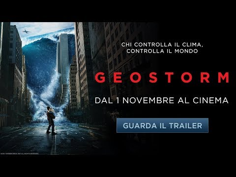 Geostorm con Gerard Butler - Dal 1 Novembre al cinema