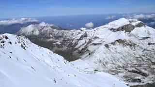 Panning Schilthorn Views - 05