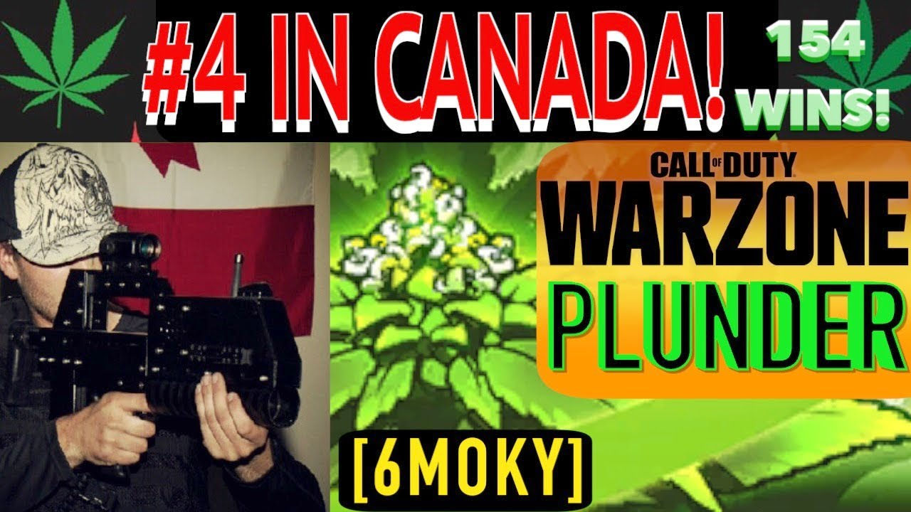PLUNDER RANKINGS!!!! RANKED #4 IN CANADA!!!!!!!!!!!!!!!!