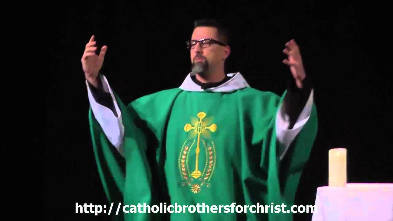 Father Augustine's Homily Was Amazing At The 2015 North Texas Catholic  Men's Conference