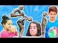 بادي فادي | لعبة الصنم (جديد)| Statues Game