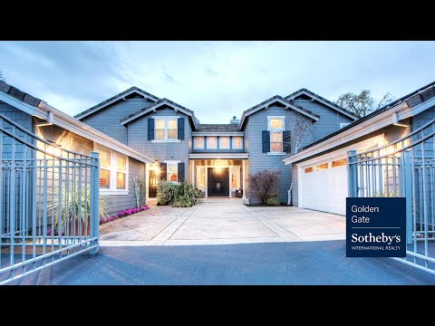 142 Oak Shade Ln Novato CA   Novato Homes for Sale