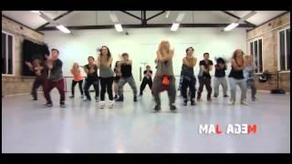 Talk Dirty - Jason Derulo choreography by Mega Jam slow and mirrored