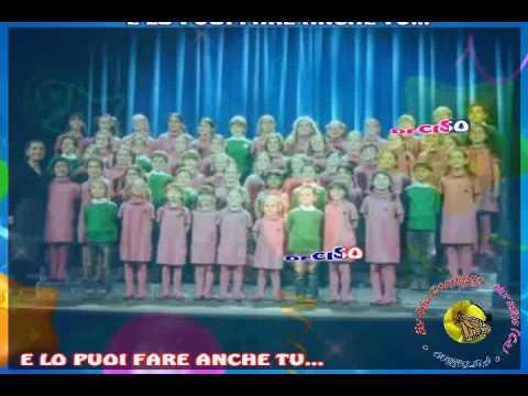 Povia - Non Basta Un Sorriso (karaoke - Fair Use)