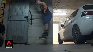 SLOWEST Bar Muscle Up EVER...+10 KG! - 2 min 21 sec