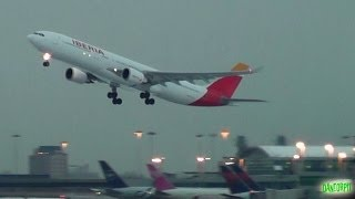 Freezing Winter Spotting at New York JFK | 20 Minutes of Heavy Action in -15 Celsius!