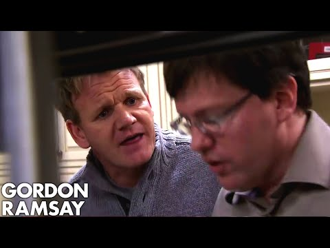 Gordon's Furious Showdown with Disorganised Owner | Hotel Hell
