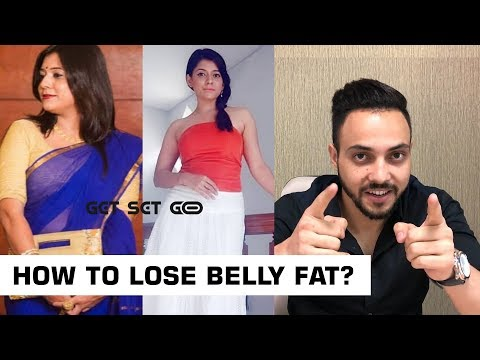 how-to-lose-belly-fat?-[in-hindi]