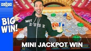🎰One of the 🏆BIGGEST Mini Jackpots I