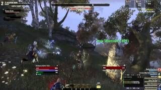 ESO Templar PvP - DpS Build