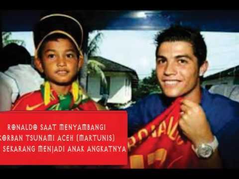 """Perjalanan """"HIDUP DAN KARIR"""" Cristiano Ronaldo (Lisbon-UNITED-MADRID) The Journey of Life N Career"""
