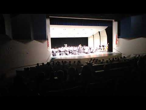 Titusville high school orchestra