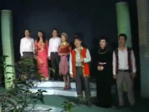 Rừng Tuyên Quang in bóng Tân Trào