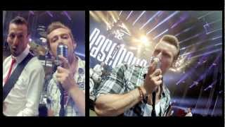 The Baseballs - Call me maybe - Rock'n'Roll Cover & VIRTUAL CROWDSURFING!