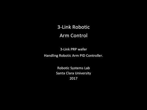 Robotic Arm Trajectory and Torque Control