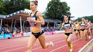 Women's 3000m at Gothenburg GP 2018