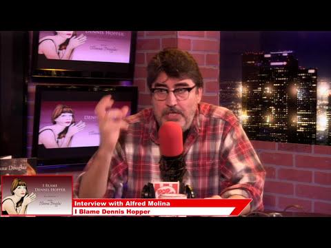 Alfred Molina, Actor - I Blame Dennis Hopper on Popcorn Talk