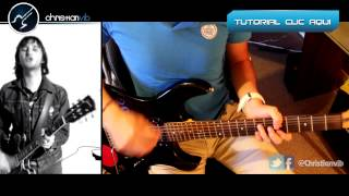 Are you gonna be my girl JET Cover Guitar Tutorial