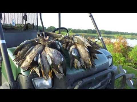 2010 Texas Duck Hunts- Teal Season