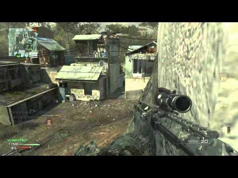 brad banks - MW3 Game Clip