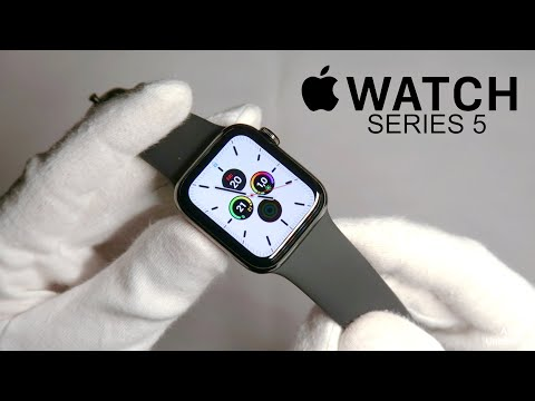 Apple Watch Series 5 Unboxing | ASMR Unboxing
