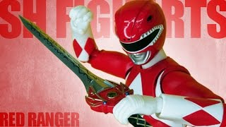sh figuarts red ranger