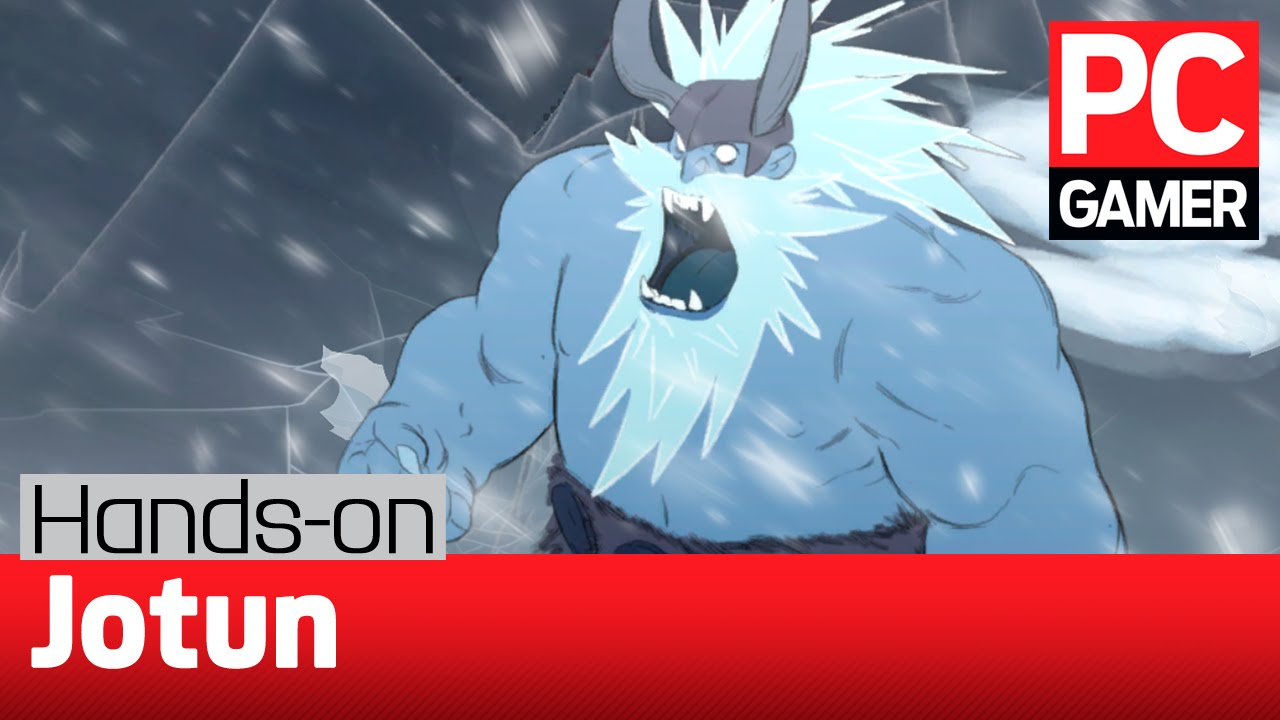 Jotun gameplay and interview with Creative Director William Dubé
