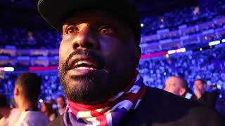 'I TOLD YOU! -THAT WAS DEVASTATING FOR DAVID HAYE' - DERECK CHISORA IMMEDIATE REACTION TO BELLEW WIN