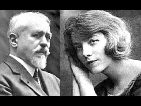Paul Dukas - Variations, Interlude et Finale, par Yvonne Lefébure