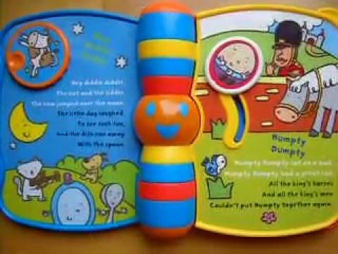 Vtech Nursery Rhymes Book Youtube