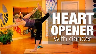 Heart Opener w Dancer Yoga Class - Five Parks Yoga
