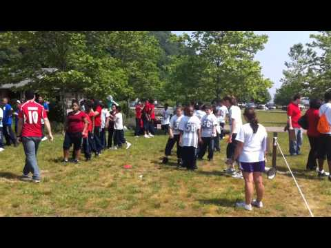 Grades 4-5 Field Day 2011- Paterson Charter School for Science and Technology