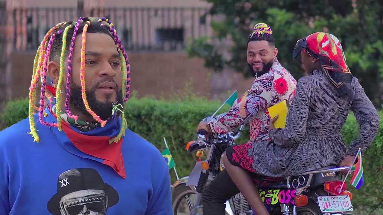 Download She Never Knw D Okada Man Is A Rich Prince Looking For A Good Wife[STEPHEN&CHINENYE 2-Nigerian Movie