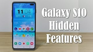 Samsung Galaxy S10 - 10 Hidden Features (One UI)