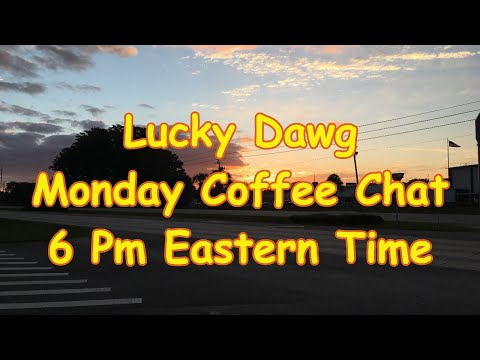 What Things Did You Do As A Kid? Lucky Dawg Monday Coffee Chat