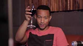 John Legend Google Hangout Fan Video